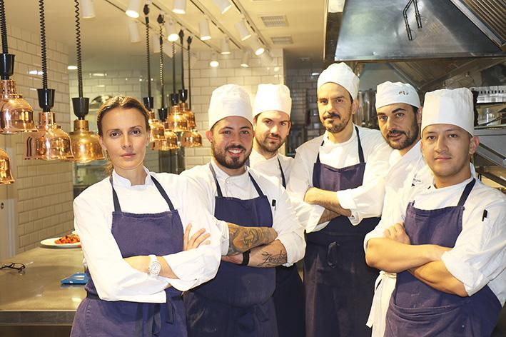 Nace Étimo, el nuevo Restaurante de Begoña Fraire