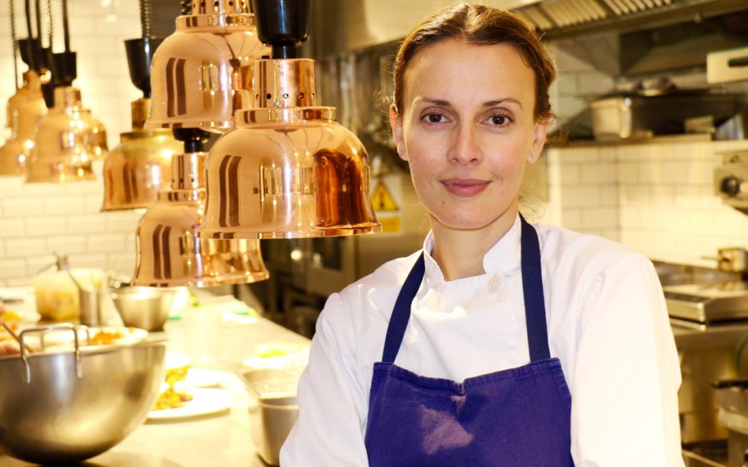 Chef Begoña Fraire