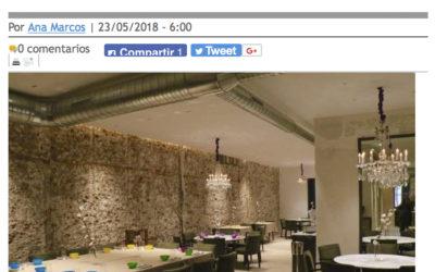 Begoña Fraire firma en Étimo una de las mejores cocinas del momento. El Economista.es