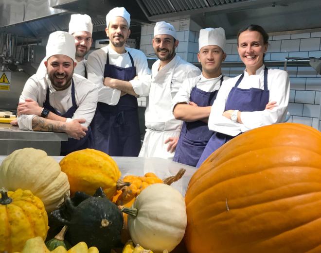 La Chef Begoña Fraire abre Étimo… Planeta en Conserva.